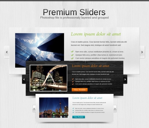 Template Image for Premium Sliders - 30383