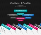 Image for Image for Glossy Buttons & Panels - 30025