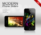 Image for Image for iPhone Vector Slider - 30040