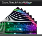 Image for Image for Glossy Slider & Colorful - 30044