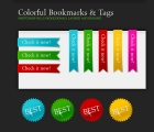 Image for Image for Simple Bookmarks, Tags & Labels - 30058