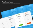 Image for Image for Corporate Web Pricing Tables - 30067