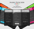 Image for Image for Modern Pricing Tables - 30071