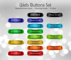 Image for Image for Fun Web Buttons Set - 30072
