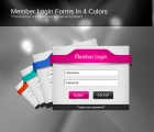 Image for Image for Member Login Forms - 30092