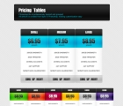 Image for Image for Multiple Color Pricing tables - 30102