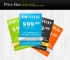 Image for Image for Sharp Price Boxes - 30150