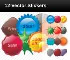Image for Image for Vector Stickers - 30190