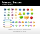 Image for Image for Pointers & Buttons Icons - 30219