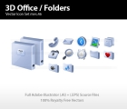 Image for Image for 3D Office & Folderes - 30244