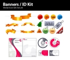 Image for Image for Banners & Business Identity Vectors - 30253
