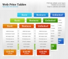 Image for Image for Web Pricing Tables - 30310