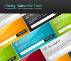 Image for Image for Glossy Subcribe Forms - 30344