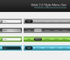 Image for Image for Stylish Navigation Menu Set - 30352