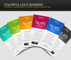 Image for Image for Light Banners - 30375
