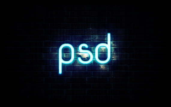 Learn How To Create Neon Text In Photo