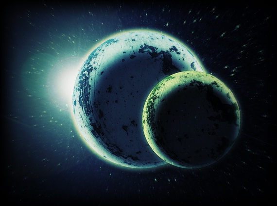 how to create a planet in photoshop psdstationcom