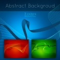 Image for Image for 3 Abstract Backgrounds - 30009