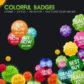 Image for Image for Dazzling Badges - 30062